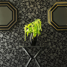 Eclectic Wallpaper by 2Modern