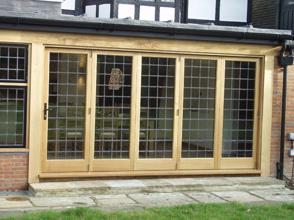 Traditional Screen Doors by Britannia Joinery