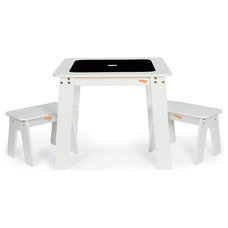 contemporary kids tables by P'kolino