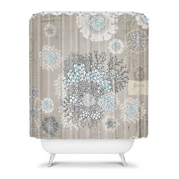 DENY Designs - DENY Designs Iveta Abolina Shower Curtain Multicolor - 12873-SHOCUR - Shop for Shower Curtains from Hayneedle.com! Bold modern design is what sets the DENY Designs Iveta Abolina Shower Curtain apart from the crowd. The natural graphics are set in a color palette that's distinctively mod and completely you. Pretty up your bathroom in the easiest way possible for a style that just won't quit.About DENY DesignsDenver Colorado based DENY Designs is a modern home furnishings company that believes in doing things differently. DENY encourages customers to make a personal statement with personal images or by selecting from the extensive gallery. The coolest part is that each purchase gives the super talented artists part of the proceeds. That allows DENY to support art communities all over the world while also spreading the creative love! Each DENY piece is custom created as it's ordered instead of being held in a warehouse. A dye printing process is used to ensure colorfastness and durability that make these true heirloom pieces. From custom furniture pieces to textiles everything made is unique and distinctively DENY.