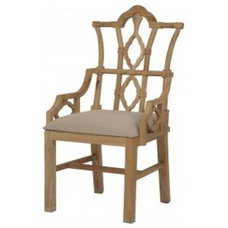 Eclectic Armchairs And Accent Chairs by Jayson Home
