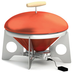 Modern Outdoor Grills by SolHuma Inc.