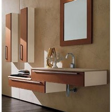 bathroom vanities and sink consoles by PSCBATH