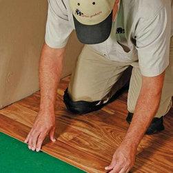 Versawalk Flooring Underlay - Versawalk Universal Underlay.