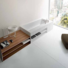 Modern Bathtubs by Purificare-US