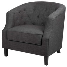 Contemporary Accent Chairs by Overstock.com