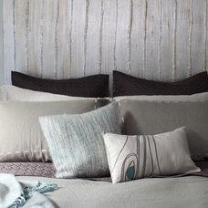 Contemporary Bedroom by PURE Design Inc