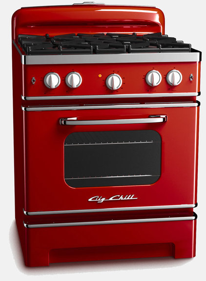 Traditional Major Kitchen Appliances by Big Chill