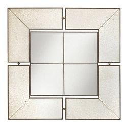 Kichler - Kichler Glenn Decorative Mirror in Antique Mirror - Shown in picture: Mirror in Antique Mirror