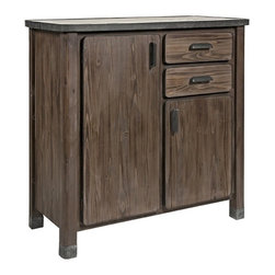 IMAX CORPORATION - Abella Buffet w/ Zinc Top - Abella Buffet w/ Zinc Top. Find home furnishings, decor, and accessories from Posh Urban Furnishings. Beautiful, stylish furniture and decor that will brighten your home instantly. Shop modern, traditional, vintage, and world designs.