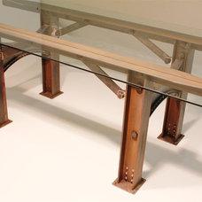 Contemporary Dining Tables by Deskur + Deskur Design Collective