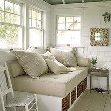 Sleeping Porch with Daybed < Editors' 50 Favorite Coastal Rooms - Coastal Livi