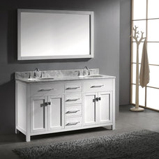 Traditional Bathroom Vanities And Sink Consoles by Luxury Living Direct