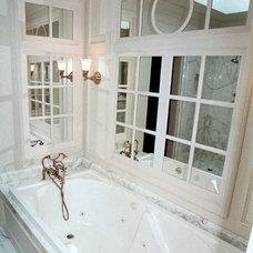 Traditional Bathroom by BeautifulRemodel.com