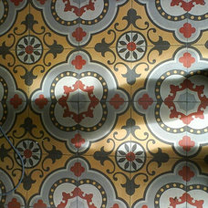 Traditional Tile by Crafted Tiles