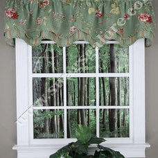 Traditional Valances by Swags Galore