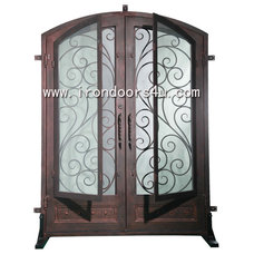 Traditional Front Doors by Kohliron