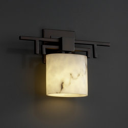Justice Design Group LumenAria Aero 1-light Wall Sconce -