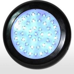 AquaUFO - AquaUFO LED Aquarium Light, Aquaufo (6500k- White/430-460 Nm Blue) - The all new 90 watt AquaUFO™ marine, & reef capable LED aquarium light exceeds the performance of a 500 watt Metal Halide and outperforms other LED capable lights costing twice as much. Simply put, it will rock your tank.