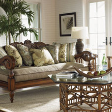 Tropical Sofas by Lexington Home Brands