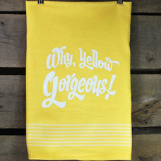 Contemporary Dish Towels by Etsy