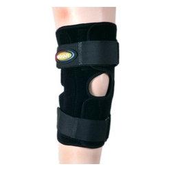 MAXAR Airprene Wrap around Hinged Knee Brace Braces can