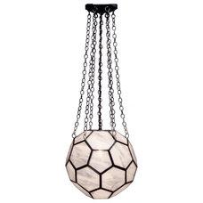 Outdoor Hanging Lights by Marjorie Skouras Design