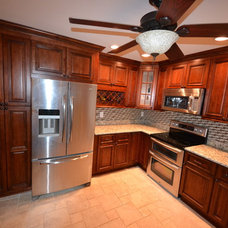 Traditional Kitchen by ACH Group LLC