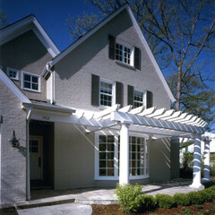 traditional exterior by Becker Architects Limited