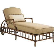Tropical Outdoor Chaise Lounges by Unlimited Furniture Group
