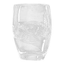 Dale Tiffany - Dale Tiffany GA80589 Crystal Braid Vase - Crystal Braid Vase