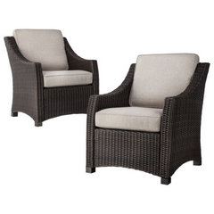 contemporary outdoor chairs by Target