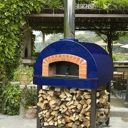 Mugnaini Pizza Ovens - Mugnaini Barrel Roll Pizza Oven