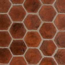 Mediterranean Floor Tiles by Exquisite Ceramics