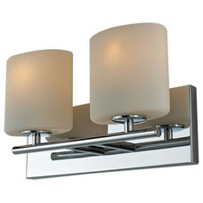 modern bathroom lighting and vanity lighting by Wayfair