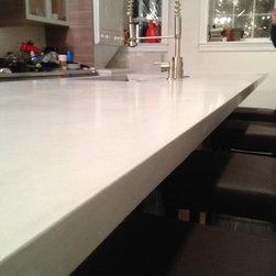 Concrete Countertops - ckmfg