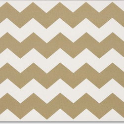Chevron Paper Placemats - Chevron placemats — why didn't I think of that?