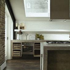 Contemporary Kitchen Kitchen salvage