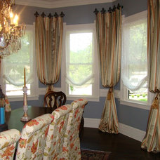 Traditional Window Treatments by Avenue Window Fashions