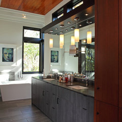modern bathroom by Walsh Design Group, Inc.