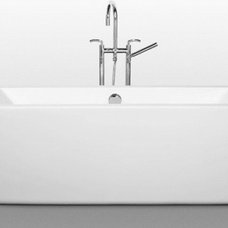 modern bathtubs by GreenGoods Enterprise