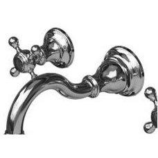 Victoria - Wall Mount Lavatory Faucet - 3-1761 -    Newport Brass