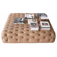 Contemporary Footstools And Ottomans by Made in Design