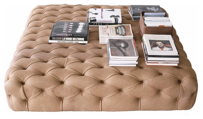 Contemporary Ottomans And Cubes by Made in Design