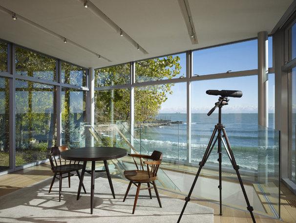 Modern Porch interiors