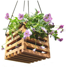 Contemporary Outdoor Pots And Planters by Etsy