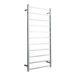 Virtu USA - Virtu USA Koze Collection VTW-114A Towel Warmer - Koze, by Virtu USA, combines technology and comfort to bring you a luxurious european experience with towel warmers. Caress yourself in the coziness of a soft and warm towel after a refreshing shower or a tranquilizing bathe. Koze towel warmers are crafted from quality brushed stainless steel and gracefully finished in a variety of options for a gorgeous appeal.