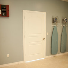 Traditional Laundry Room by The Fechtel Company