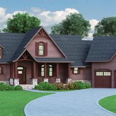 Tres Le Fleur House Plan - 4445