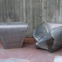 Ezri Tarazi-Free Fall Chair -